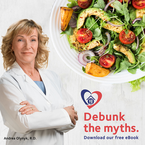 Introducing: 15 Senior Nutrition Myths Debunked